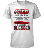 Being A Gramma Doesn T Make Me Old It Makes Me Youthful Giggly It Makes Me Blessed