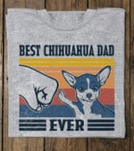 Best Chihuahua Dad Ever Vintage Fathers Day Gifts