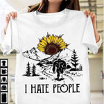 Bigfoot I Hate People Sunflower Mountain For Lovers