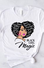 Black Girl Magic Queen Personality Traits
