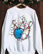 Bowling Chirstmas Gift For Fans Tshirt