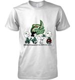 Charlotte 49Ers Snoopy And Friends Peanut Fan T Shirt Hoodie Sweater