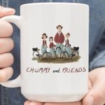 Chummy And Friends For Fan T Shirt Hoodie Sweater