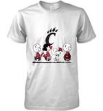Cincinnati Bearcats Snoopy And Friends Peanut Fan T Shirt Hoodie Sweater