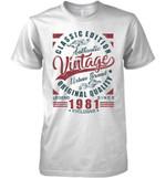Classic Edition Authentic Vintage Original Quality Legend Since 1981 Exclusive T Shirt Hoodie Sweater