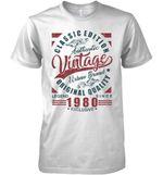 Classic Edition Authentic Vintage Original Quality Legend Since 1980 Exclusive T Shirt Hoodie Sweater