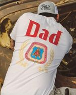 Dad United Brotherhood Carpenters Joiners Of America Father S Day Gift T Shirt