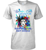 December Queen I Am Who I Am Your Approval Isn T Needed Lion With Flowers Colorful T Shirt Hoodie Sweater