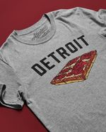 Detroit Pizza For Lovers T Shirt Hoodie Sweater