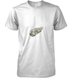 Detroit Red Wings Camo Layer T Shirt Hoodie Sweater