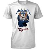 Detroit Tigers Devil Skull