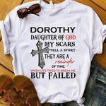 Dorothy Daughter Of God Scars Tell Story They Are Reminder Of Time When Life Tried To Break Me But Failed