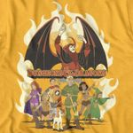 Dungeons And Dragons Cartoon Intro 1983 T Shirt Hoodie Sweater Sweater