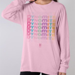 Dynamite Bts New Song Vintage For Fan T Shirt Hoodie Sweater