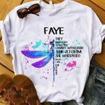 Faye They Whispered To Her You Cannot Withstand The Storm T Shirt Hoodie Sweater