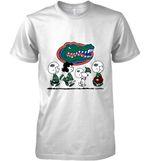Florida Gators Snoopy And Friends Peanut Fan T Shirt Hoodie Sweater