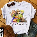 Friends Scooby Doo Squad For Fan T Shirt