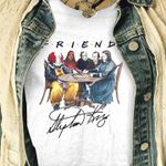 Friends Stephen King Horror Characters Sit Together Signed For Fan T Shirt Hoodie Sweater
