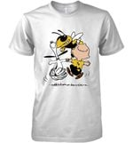 Georgia Tech Yellow Jackets Snoopy And Charlie Brown Fan