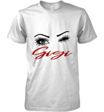 Gigi Blinking Eye Family T Shirt Hoodie Sweater