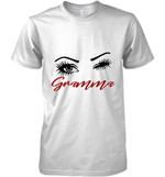 Gramma Blinking Eye Family T Shirt Hoodie Sweater