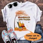 Grandma S Little Pumpkins Customizable Grandchildren Names T Shirt Hoodie Sweater