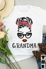 Grandma Sexy Lady For Lovers T Shirt Hoodie Sweater