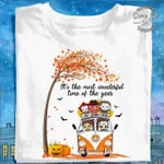 Halloween Hippie It S The Most Wonderful Time Of The Year T Shirt Hoodie Sweater