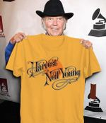 Harvest Neil Young T Shirt Hoodie Sweater