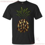 Beagle Pineapple T-Shirt-Vivianstores
