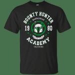 Bounty Hunter Mandalorian 1980 Academy Training T-Shirt-Vivianstores