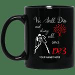 1983 Wedding Anniversary Custom Name Mug We Still Do Black Mug MT01-Vivianstores