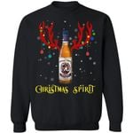 Christmas Sweater Admiral Nelson's Christmas Spirit Reindeer Rum Shirt HA11
