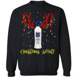 Christmas Sweater Don Q Christmas Spirit Reindeer Rum Shirt HA11