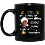 Family Funny Christmas Vacation Dad Gift Xmas Mug-Vivianstores