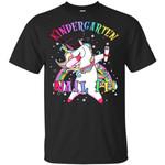Dabbing Kindergarten Unicorn Nailed It Graduation Class T-Shirt Gift VA05-Vivianstores