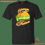 Orange Juice Box Halloween T-Shirt-Vivianstores