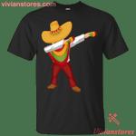 Dabbing Dab Cinco de Derby T-Shirt-Vivianstores
