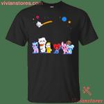 Witch Army Shooky K-Pop BT21 Lovers T-Shirt HT12