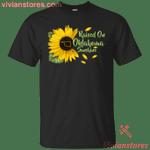 Raised On Oklahoma Sunshine Sunflower Vintage T-Shirt KA12