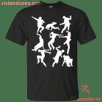 Dancing Game Dance Lover For Dancer Gift T-Shirt