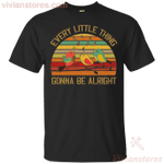 Every Little Thing Gonna Funny Be Alright Vintage T-Shirt