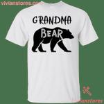 Grandma Bear Gift T-Shirt