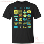 The Office Quote Mash Up Official T-Shirt