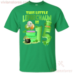 This Leprechaun Is 15 Years Old St Patricks Day T-Shirt LT12