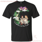 I Love Weed To The Moon And Back T-Shirt VA01