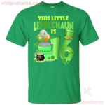 This Leprechaun Is 16 Years Old St Patricks Day T-Shirt LT12