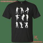 Dancing Game Dance Lover For Dancer T-Shirt