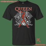 The Queen Freddie Mercury Deadpool T-Shirt