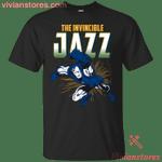 Marvel Iron Man The Invincible Jazz Fans T-Shirt